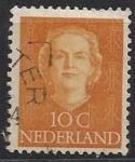 Stamps  -  -  Holanda usados - Intercambio