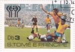 Stamps São Tomé and Príncipe -  MUNDIAL ARGENTINA 78
