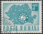 Stamps  -  -  Rumania usados - Intercambio