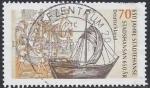 sello : Europa : Alemania : 2006 - 650 años de la ciudad de Hanse