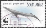 Stamps South Africa -  ballenas