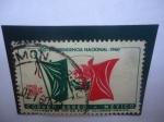 de America - México -  1810- Independencia Nacional-1960 - 1540 Años de la Independencia Nacional (1810-1960)