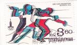 Sellos del Mundo : Europa : Checoslovaquia :  OLIMPIADA MOSCU'80