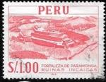 Sellos del Mundo : America : Perú : Paramonga