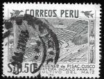 Sellos del Mundo : America : Perú : Pisac