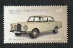 de Europa - Alemania -  2952 - Mercedes Benz 220 S