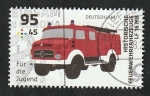 de Europa - Alemania -  Camión de Bomberos