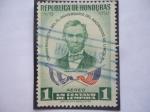 de America - Honduras -  Abrahan Lincoln (1809-1865) - Serie: 150 Años del Nacimiento de Abrahan Lincoln (1809-1959)