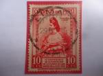 de America - Perú -  Belleza Limeña- IV Centenario de la Fundación de la Ciudad de Lima, 1535-1935