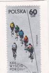 Stamps Poland -  CICLISMO
