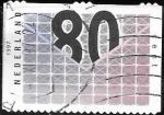 Sellos del Mundo : Europa : Holanda : 80