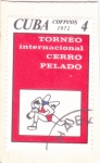 de America - Cuba -  TORNEO INTERNACIONAL CERRO PELADO