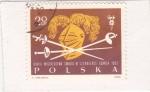 de Europa - Polonia -  CAMPEONATO DE ESGRIMA