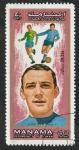 de Asia - Emiratos Árabes Unidos -  70 - Luigi Riva (Italia)