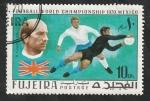 de Asia - Emiratos Árabes Unidos -  104 - Mundial de fútbol en Mexico, B. Charlton