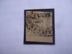 Sellos de Europa - España -  Ed:173 1/4 - Corona Real - serie:Corona - Impresión Tipográfica, papel periódico..