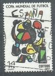 Sellos de Europa - España -  Copa mundial de Fotbol