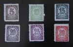 Stamps : Europe : Spain :  Cifras República Española