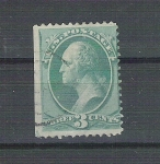 Stamps America - United States -  Nº 41 - G. Washington