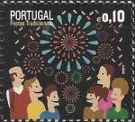Stamps  -  -  Portugal usados - Intercambio