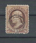 Stamps America - United States -  Nº 44 - T. Jefferson
