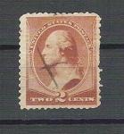 Stamps America - United States -  60 - G. Washigton