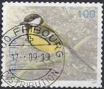sello : Europa : Suiza : 2007 - carbonero común