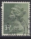 Sellos del Mundo : Europa : Reino_Unido : 1983 - Queen Elizabeth II - Decimal Machin