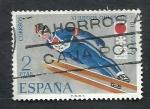 Stamps Spain -  JJ.OO.de verano
