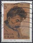 Stamps  -  -  Italia usados - Exposición
