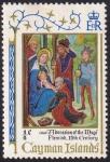 Stamps : Europe : United_Kingdom :  La adoración de los Reyes Magos