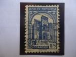 Sellos de Europa - Portugal -  Catedral de Coimbra - Catedral vieja de Coimbra