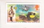 Stamps Antigua and Barbuda -  100 ANIVERSARIO UNIÓN POSTAL UNIVERSAL
