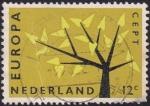 Sellos de Europa - Holanda -  Europa 1963