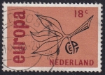 Stamps Netherlands -  Europa 1965