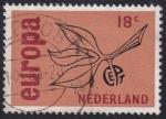 Sellos de Europa - Holanda -  Europa 1965