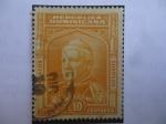 Sellos de America - Rep Dominicana -  Monseñor, Fernando Arturo Mariño (1833-1906) Presidente, Rep. Dominicana (1880/82)