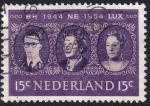 Stamps : Europe : Netherlands :  BENELUX