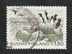 Sellos de Europa - Finlandia -  884 - Parque nacional
