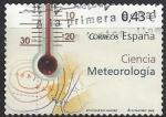 sello : Europa : España : 4385_Metereologia