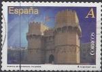 Sellos de Europa - España -  4684 - Puerta de Serranos, Valencia