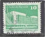 Sellos del Mundo : Europa : Alemania : 1980 - Palace of the Republic, Berlin