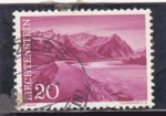 Stamps : Europe : Liechtenstein :  PAISAJE