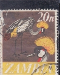 Stamps Zambia -  AVE