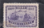 Stamps China -  TRANSPORTE