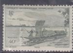 Sellos de Europa - Níger -  BARCAZA