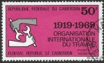 Stamps : Africa : Cameroon :  Camerún