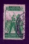 Stamps Spain -  Falange de Marruecos