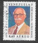 Sellos del Mundo : America : Venezuela :  C983 - Dr. José Manuel Núñez Ponte