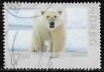 Sellos del Mundo : Europa : Noruega : Animales - Oso Polar